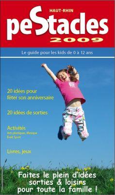 PeStacles 2009, le guide des sorties pour les enfants !
