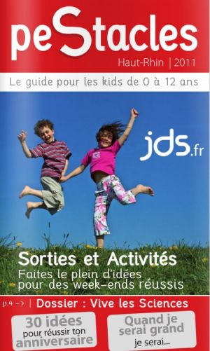 PeStacles 2011, le guide des sorties pour les enfants !