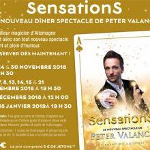 Peter Valance : SensationS