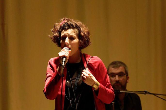 Marie Gélis et Samuel Colard