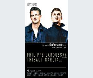 Philippe Jaroussky - Thibaut Garcia