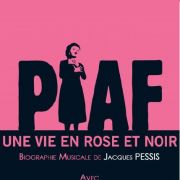 Piaf, une vie en rose et noir