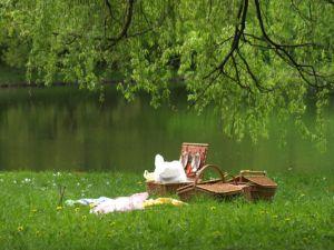 Le calme des jardins et parcs alsaciens