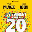 Pierre Palmade et Muriel Robin : Ils s\'aiment depuis 20 ans