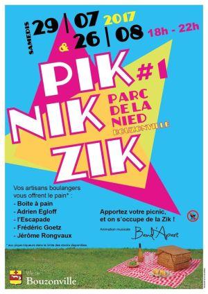 Pik Nik Zik 2018 à Bouzonville