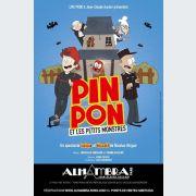 Pin Pon et les Petits Monstres