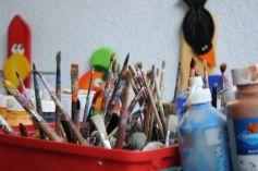 Peintres en herbes, munissez-vous d\'un bon matériel, ou gare aux catastrophes !