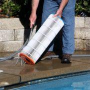 L\'installation et l\'entretien de votre piscine
