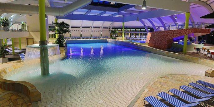La piscine Laguna à Weil-am-Rhein