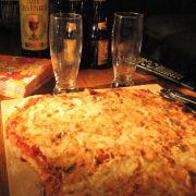 La recette de la pizza maison : pâte et garniture