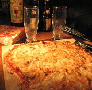 La recette de la pizza maison