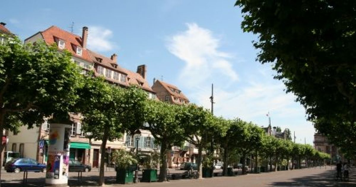 Place broglie strasbourg place for Maison de l emploi strasbourg