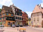 Les places de nos communes d\'Alsace sont idéales pour prendre une petite pause