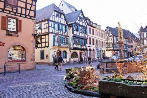 Place des Malgrés-Nous - Kaysersberg