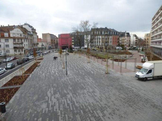 Place du Marché de Neudorf