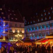 5 bons plans pour ne rien rater du marché de Strasbourg !