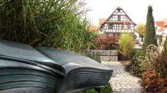 Place de la mairie à Hoenheim
