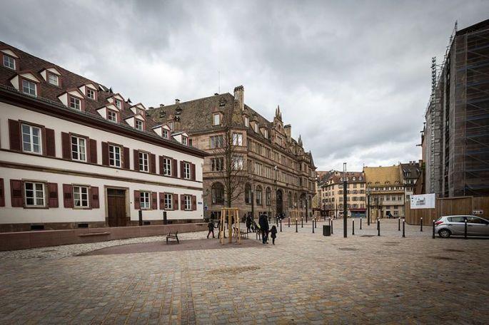 Place Saint-Thomas