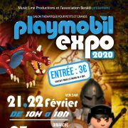 Playmobil expo