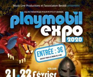 Playmobil expo