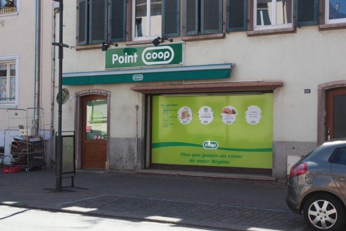Point Coop d\'Ingersheim
