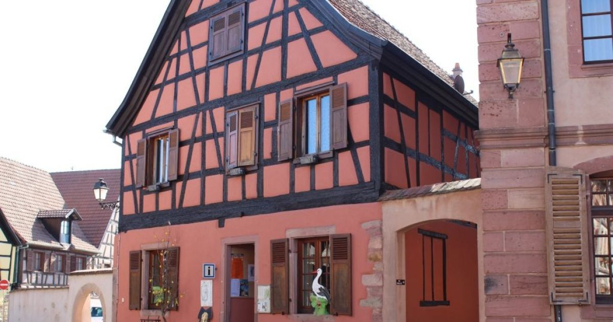 Point i mairie bergheim office de tourisme - Office du tourisme oloron sainte marie ...