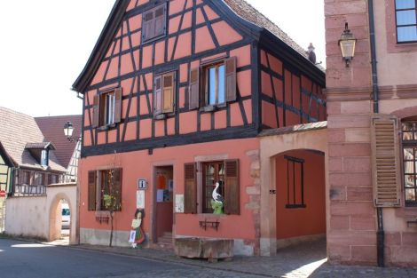 Point i : mairie de Bergheim