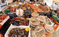 Poissons, coquillages et crustacés frais vous attendent dans toutes les bonnes poissonneries d\'Alsace