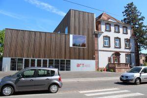art'huss pole culturel et associatif wintzenheim salle des associations haut-rhin alsace