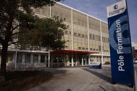 Le Pôle formation de la CCI de Strasbourg