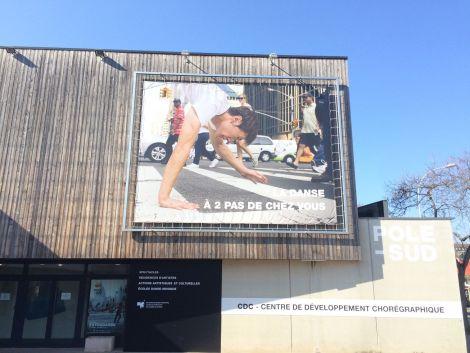 POLE-SUD, Centre de Développement Chorégraphique à Strasbourg