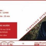 Pont-à-Mousson : Musée Au fil du papier - Nuit des Musées 2018