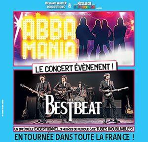Pop Legends: Abba & The Beatles