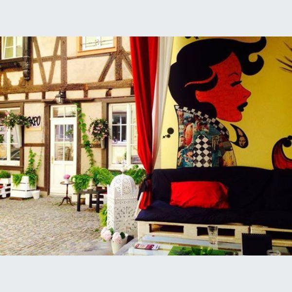 La PopArtiserie - Galerie, atelier d\'art et bar à vins à Strasbourg