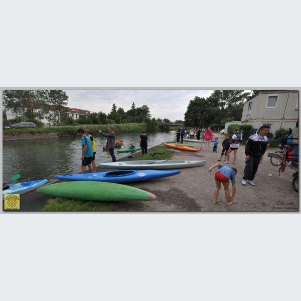 Portes ouvertes de l 39 ascmr canoe kayak riedisheim for Porte ouverte mulhouse
