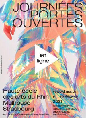 Portes ouvertes de la Haute école des arts du Rhin (HEAR)
