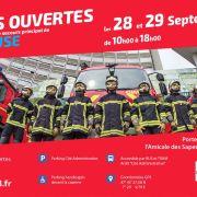 Portes Ouvertes des Sapeurs Pompiers de Mulhouse