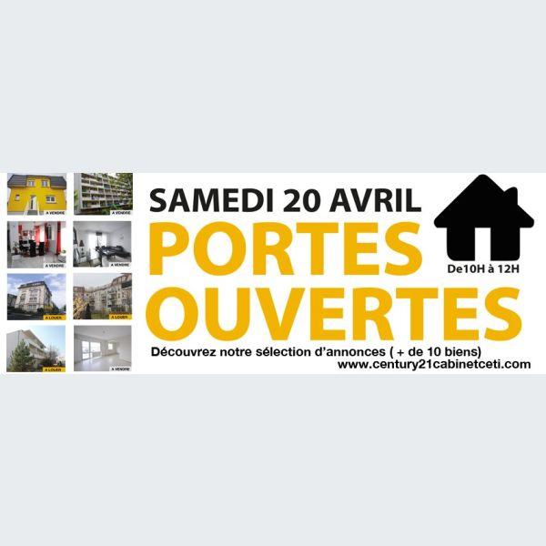 Portes ouvertes century 21 mulhouse portes ouvertes for Porte ouverte mulhouse