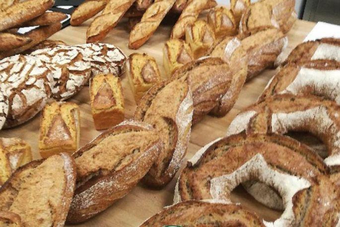 A la boulangerie de la Ferme du Château à Pfastatt