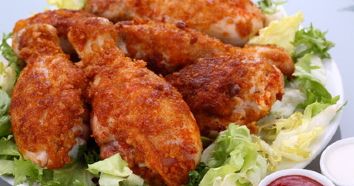 poulet frit la viennoise recette ingr dients. Black Bedroom Furniture Sets. Home Design Ideas