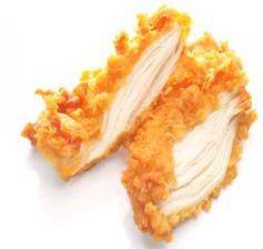 Le célèbre poulet frit du Colonel Sanders, qui valut la gloire aux restaurants KFC