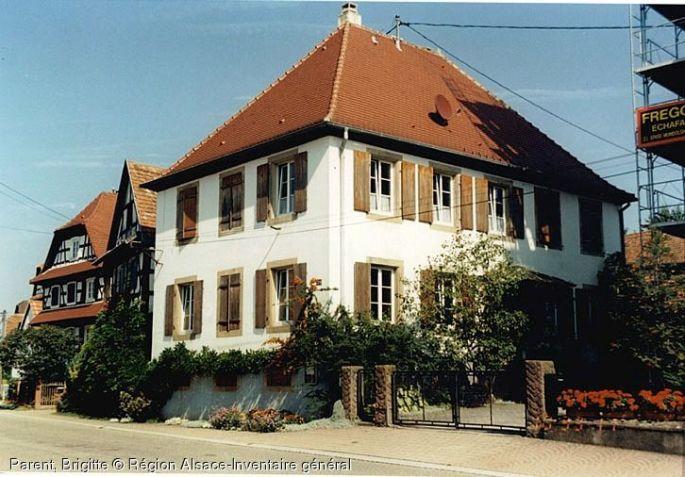 Presbytère, Seebach