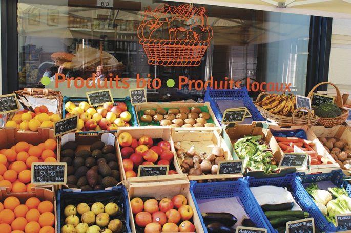 Primeurs du Bollwerk vend des légumes locaux, bio ou conventionnels