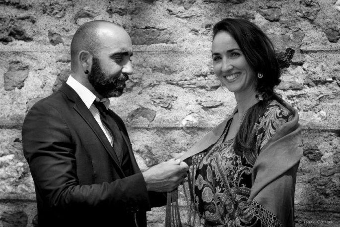 Alberto et Paloma Garcia
