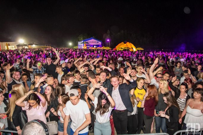 Pro Fun Festival de Colmar plage