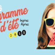 Programme d\'été de l\'Université Populaire du Rhin