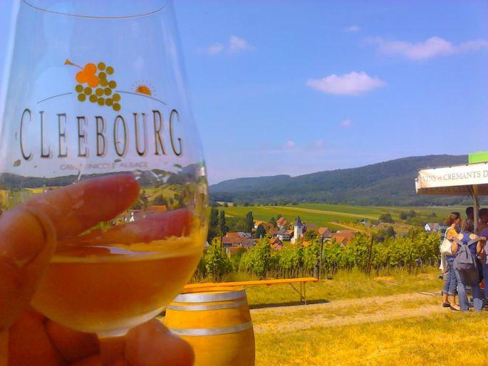 La Promenade vinique pour découvrir les vins de la cave de Cleebourg