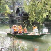 Promenades en barque sur le Giessen
