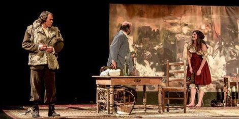 Proudhon modèle Courbet
