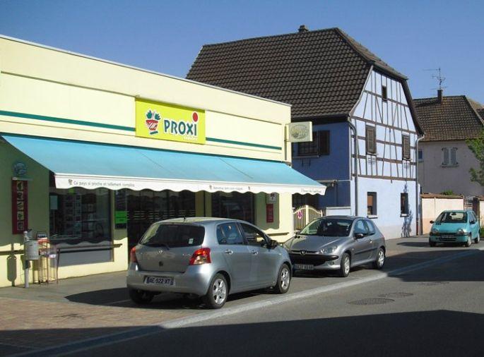 Proxi de Sainte-Croix-en-Plaine